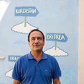 Mimmo Lucano,sindaco di Riace, l'italiano migliore per la rivista Fortune