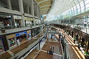 Singapore. Marina Bay Sands shopping mall.