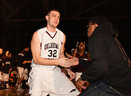February 24, 2011: The St. Gregory's University Cavaliers play against the Oklahoma Christian University Eagles at the Eagles Nest on the campus of Oklahoma Christian University.