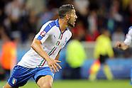 Belgium v Italy - EURO 2016 Group E - 13/06/2016
