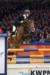 Houwen Kristian (NED) - Dortmund Hs<br /> KWPN Stallion Selection - 's Hertogenbosch 2014<br /> © Dirk Caremans