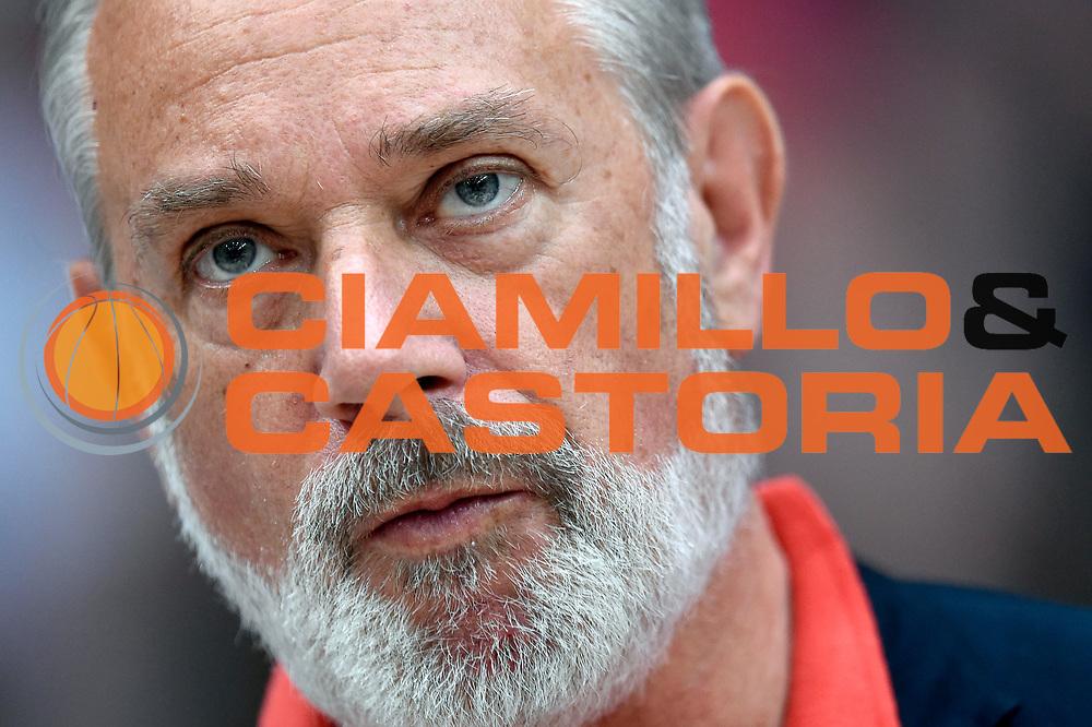 Dario Colombo<br /> Dolomiti Energia Aquila Basket Trento - Umana Reyer Venezia<br /> Lega Basket Serie A 2016/2017<br /> Playoff, finale gara 3<br /> Trento, 14/06/2017<br /> Foto M.Ceretti / Ciamillo-Castoria