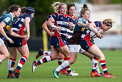 Nolli Waterman of Bristol Ladies - Rogan Thomson/JMP - 23/04/2017 - RUGBY UNION - Sixways Stadium - Worcester, England - Bristol Ladies Rugby v Aylesford Bulls - Women's Premiership Final.