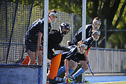 U15 PREMIER BOYS HOCKEY <br /> Counties Manukau V Nelson<br /> <br /> 20181006<br /> Photo by Kevin Clarke CMG SPORT ACTION IMAGES<br /> ©cmgsport2018