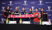20141205 - MLS Cup - Training