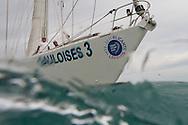 SPAIN, Alicante, 2nd November 2011. Volvo Ocean Race. Legends Regatta. Gauloises 3.