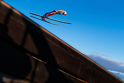 04.03.2017, Lahti, FIN, FIS Weltmeisterschaften Ski Nordisch, Lahti 2017, Skisprung Herren, Team, im Bild Stefan Kraft (AUT) // Stefan Kraft of Austria during Mens Team Skijumping of FIS Nordic Ski World Championships 2017. Lahti, Finland on 2017/03/04. EXPA Pictures © 2017, PhotoCredit: EXPA/ JFK