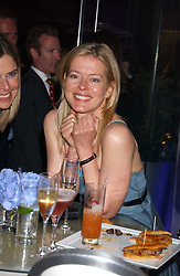 LADY HELEN TAYLOR at party in aid of cancer charity Clic Sargent held at the Sanderson Hotel, Berners Street, London on 4th July 2005.<br />