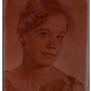 Old photo restoration - restore damaged image then create black and white and colour versions