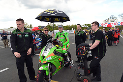 #5 James Westmoreland Hull Gearlink Kawasaki MCE British Superbikes