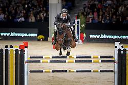 Guerdat Steve, (SUI), Corbinian<br /> Jumping de Liege 2016<br /> © Hippo Foto - Dirk Caremans<br /> 06/11/16