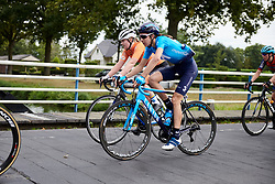 Gloria Rodriguez (ESP) at Boels Ladies Tour 2019 - Stage 1, a 123 km road race from Stramproy to Weert, Netherlands on September 4, 2019. Photo by Sean Robinson/velofocus.com