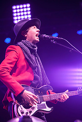 Beck performs at The Treasure Island Music Festival - San Francisco, CA - 10/20/13