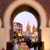 Fes el Bali, Morocco, 25 October 2006<br />