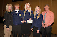 4-H and FFA Wheat Show Winners