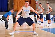 DESCRIZIONE : Bormio Raduno Collegiale Nazionale Maschile Preparazione Fisica <br /> GIOCATORE : Valerio Amoroso <br /> SQUADRA : Nazionale Italia Uomini <br /> EVENTO : Raduno Collegiale Nazionale Maschile <br /> GARA : <br /> DATA : 24/07/2008 <br /> CATEGORIA : Allenamento <br /> SPORT : Pallacanestro <br /> AUTORE : Agenzia Ciamillo-Castoria/S.Silvestri <br /> Galleria : Fip Nazionali 2008 <br /> Fotonotizia : Bormio Raduno Collegiale Nazionale Maschile Preparazione Fisica <br /> Predefinita :