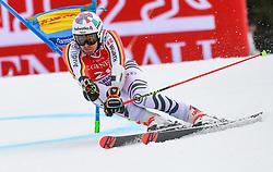 26.10.2019, Kandahar, Garmisch, GER, FIS Weltcup Ski Alpin, Riesenslalom, Herren, 1. Lauf, im Bild Stefan Luitz (GER) // Stefan Luitz of Germany in action during his 1st run of men's Giant Slalom of FIS ski alpine world cup at the Kandahar in Garmisch, Germany on 2019/10/26. EXPA Pictures © 2020, PhotoCredit: EXPA/ Erich Spiess