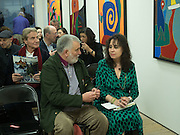 CARLOS PUENTE; ISABEL DEL RIO. Michael Horovitz and Vanessa Vie with guests Carlos Puente and Isabel del Rio, Stretches of Spain event, Art Project Space, Bermondsey St. London. 31 March 2016