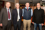 Brendan Heneghan , Teagasc, Frank Hyes Sheep Specialist Teagasc , Damian Costelloe Teagasc Athenry and Brendan Kelly Vet Athenry  at the Sheep Seminar at the Teagasc Liam Mellows campus Athenry.Picture:Andrew Downes..