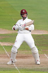 Marcus Trescothick (capt) of Somerset in action - Mandatory byline: Rogan Thomson/JMP - 07966 386802 - 22/09/2015 - CRICKET - The County Ground - Taunton, England - Somerset v Warwickshire - Day 1 - LV= County Championship Division One.