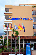 Tenerife, Canary Islands, Santa Cruz, Canarife Palace Hotel