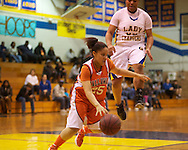 Oxford High vs. Jackson Callaway in MHSAA playoff action in Oxford, Miss. on Monday, February 13, 2012. Oxford won 79-63.