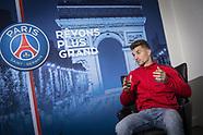 Interview Thomas Meunier - PSG - 15 Sept 2017
