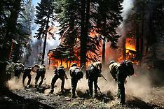 Tahoe Wild Fires
