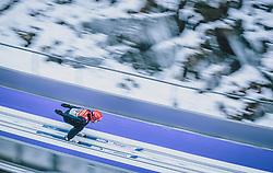 16.02.2020, Kulm, Bad Mitterndorf, AUT, FIS Ski Flug Weltcup, Kulm, Herren, im Bild Stephan Leyhe (GER) // Stephan Leyhe of Germany during the men's FIS Ski Flying World Cup at the Kulm in Bad Mitterndorf, Austria on 2020/02/16. EXPA Pictures © 2020, PhotoCredit: EXPA/ Dominik Angerer