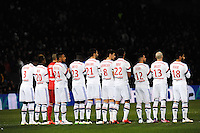EQUIPE DE LYON - 08.02.2015 - Lyon / Paris Saint Germain - 24eme journee de Ligue 1<br /> Photo : Jean Paul Thomas / Icon Sport
