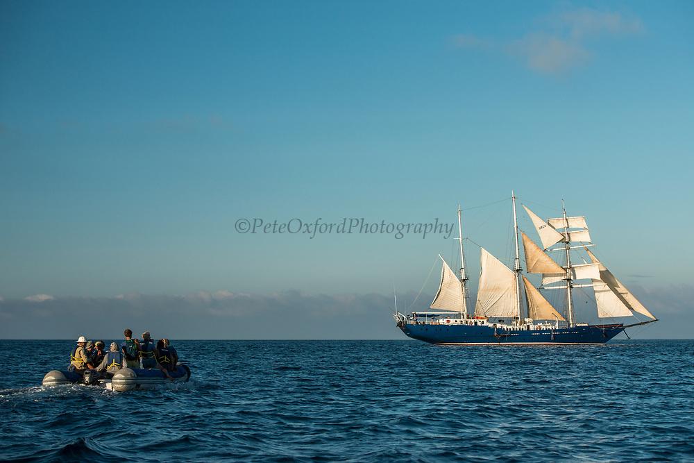 SS Mary Anne<br /> Española Island<br /> GALAPAGOS,  Ecuador, South America