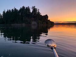 United States, Washington, Harstine Island