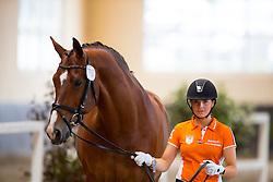 Meulendijks Anne, (NED), Mdh Avanti<br /> European Dressage Championships U25 - Hagen 2016<br /> © Hippo Foto - Leanjo de Koster<br /> 16/06/16