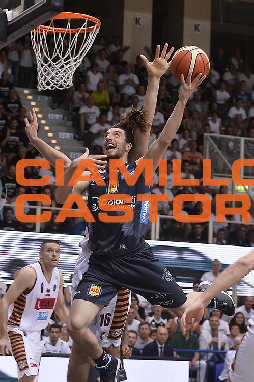 Forray Toto<br /> Dolomiti Energia Aquila Basket Trento - Umana Reyer Venezia<br /> Playoff Gara 4<br /> Lega Basket 2016/2017<br /> Trento 16/06/2017<br /> Foto Ciamillo-Castoria