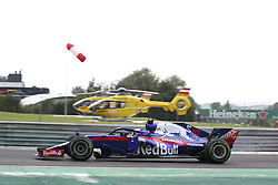 July 28, 2018 - Budapest, Hungary - Motorsports: FIA Formula One World Championship 2018, Grand Prix of Hungary, .#10 Pierre Gasly (FRA, Red Bull Toro Rosso Honda) (Credit Image: © Hoch Zwei via ZUMA Wire)