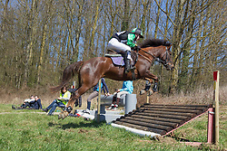 Van Uytvanck Bjorn (BEL) - Joly's Donja<br /> Nationale Pony eventing Affligem 2013<br /> © Dirk Caremans