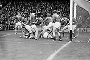 All Ireland Minor Football Final. Mayo v Cork. Croke Park, Dublin. 26th September 1971. 26.09.1971