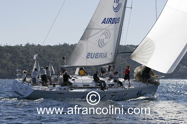 SAILING - BMW Winter Series 2005 - PRIME TIME, Sydney (AUS) - 12/06/05 - ph. Andrea Francolini