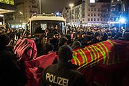 protest against g20 raids