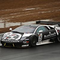 #25 Lamborghini Murciélago LP670 R-SV - Reiter (Drivers -  Frank Kechele and Jos Menten), FIA GT1 Championship Silverstone 2010