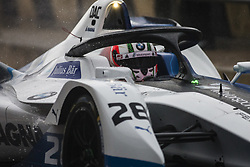 October 19, 2018 - Valencia, Spain - 28 DA COSTA Antonio Felix (prt), BMW i Andretti Motorsport Team during the Formula E official pre-season test at Circuit Ricardo Tormo in Valencia on October 16, 17, 18 and 19, 2018. (Credit Image: © Xavier Bonilla/NurPhoto via ZUMA Press)