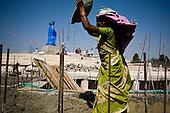 Building the Mayawati Empire, Uttar Pradesh, India