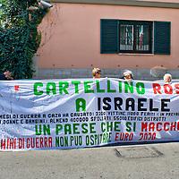 Cartellino Rosso contro Israele