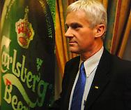 n/z.: Michal Listkiewicz - prezes PZPN , Gala Tygodnika Pilka Nozna , hotel Marriott ,  sezon 2004/2005 , pilka nozna , Polska , Warszawa , 18-12-2004 , fot.: Adam Nurkiewicz / mediasport.pl..Michal Listkiewicz - president of  PZPN during 2004 Best Player's ceremony of Weekly Pilka Nozna at Marriott Hotel in Warsaw. December 18, 2004 ; season 2004/2005 , football , soccer , Poland , Warsaw ( Photo by Adam Nurkiewicz / mediasport.pl )