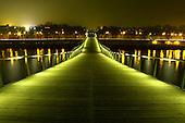Pont Simone de Beauvoir - Paris - France