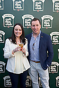 30/04/2014. Fiona Carroll and John Molloy at the Jameson Cult Film Club screening of The Usual Suspects in the Black Box Galway. <br />  .Photo:Andrew Downes