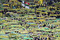 Supporters Nantes - 17.04.2015 - Nantes / Marseille - 33eme journee de Ligue 1<br />