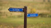 SANDWICH (GB) - Hole 7 The Prince's Golf Club. COPYRIGHT KOEN SUYK