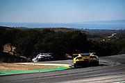 September 13-15, 2019: IMSA Weathertech Series, Laguna Seca. #4 Corvette Racing Corvette C7.R, GTLM: Oliver Gavin, Tommy Milner