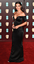 The EE British Academy Film Awards held at The Royal Albert Hall on Sunday 18 February 2018